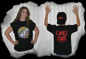 Chillermania T-Shirt ADULT SIZES