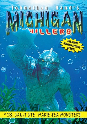 Michigan Chillers #18 - Sault Ste. Marie Sea Monsters