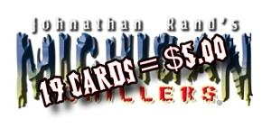 Michigan Chillers Trading Cards