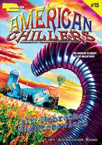 American Chillers #15: Nebraska Night Crawlers